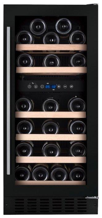 Встраиваемый винный шкаф Dunavox DX-32.88DBK