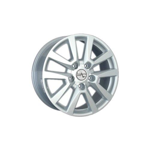 Фото - Колесный диск LegeArtis TY106 8.5x20/5x150 D110.1 ET60 S колесный диск replikey rk yh5061 8 5x20 5x150 d110 5 et60 s