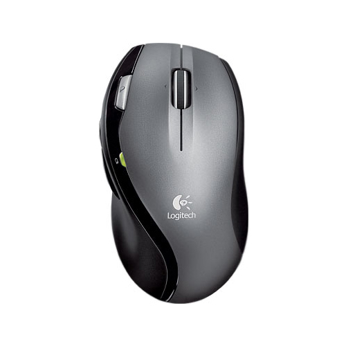 Мышь Logitech MX 620 Cordless Laser Grey-Black USB