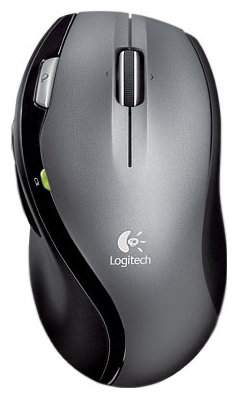 Мышь Logitech MX 620 Cordless Laser Grey-Black USB
