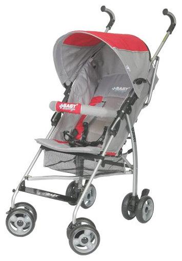 Прогулочная коляска Baby Design Bunny