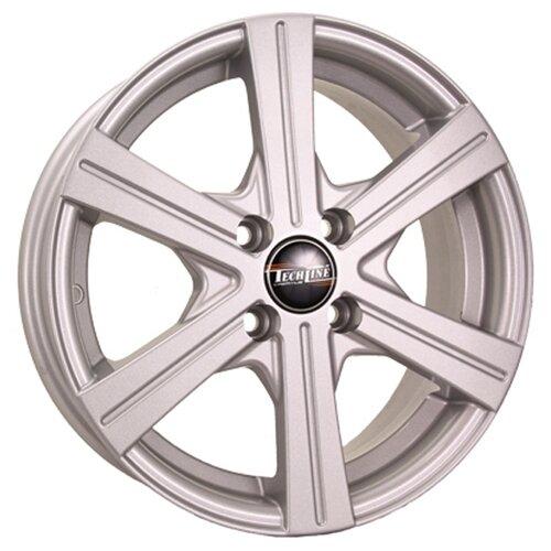 Фото - Колесный диск Tech-Line 544 6х15/5х105 D56.6 ET39, 7.2 кг, S колесный диск racing wheels h 125 6 5х15 5х105 d56 6 et39 w f p