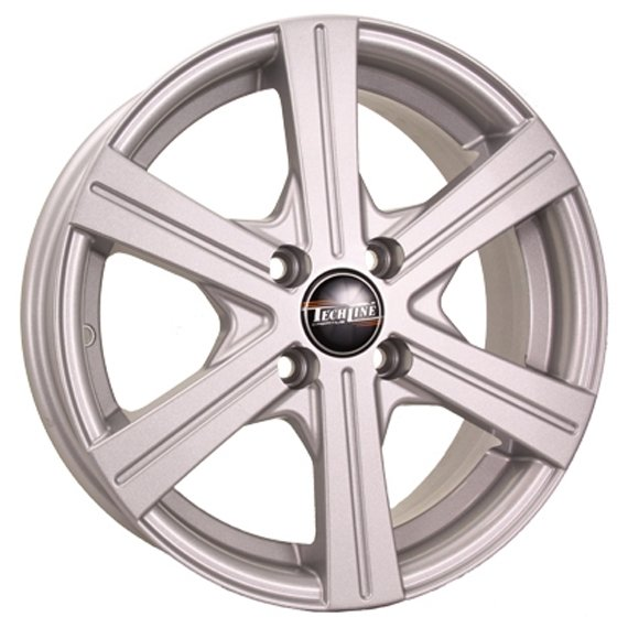 Колесный диск Tech-Line 544 6x15/4x114.3 D56.6 ET45 S