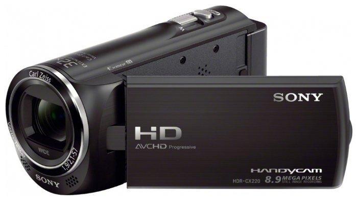 Sony Видеокамера Sony HDR-CX220E