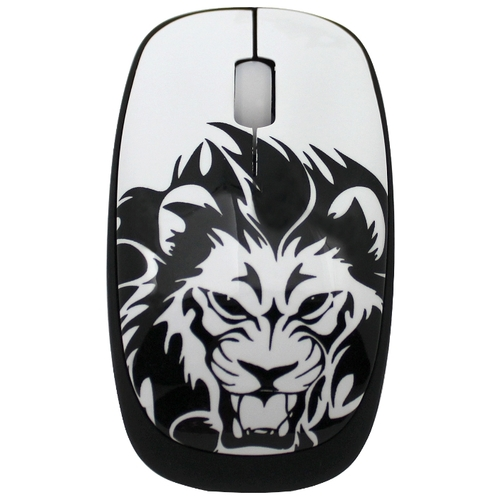 Мышь Cirkuit Planet CPL-MO1044 Black-White USB