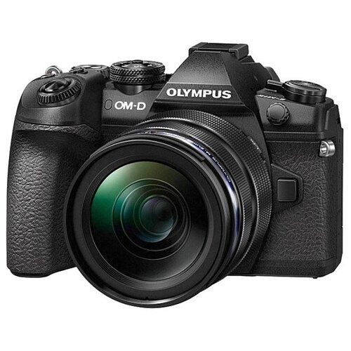 Фотоаппарат Olympus OM-D E-M1 Mark II Kit черный M.Zuiko Digital ED 12‑40mm 1:2.8 PRO