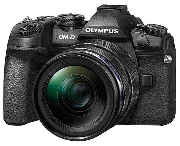 Фотоаппарат со сменной оптикой Olympus OM-D E-M1 Mark II Kit