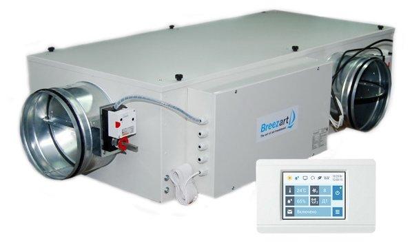 Вентиляционная установка Breezart 1000 Mix