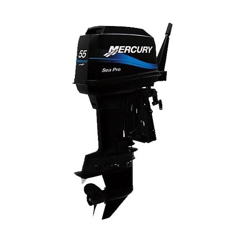 линейка лодочных мотор mercury