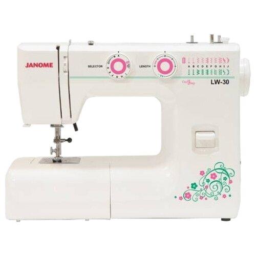 цены Швейная машина Janome LW-30
