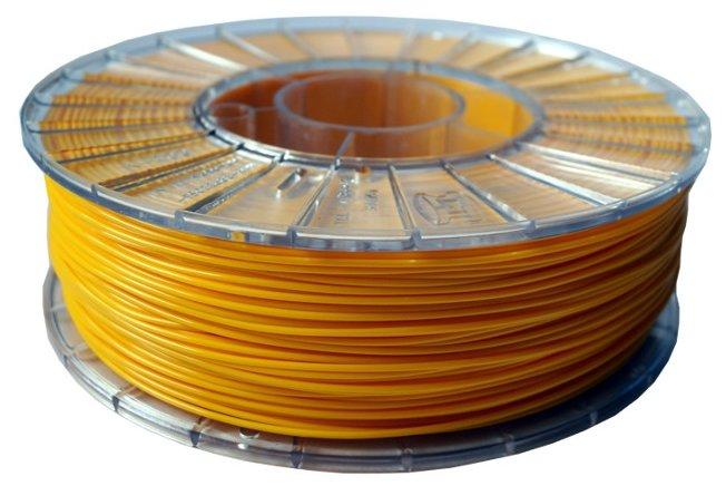 PLA ECOFIL пруток СТРИМПЛАСТ 1.75 мм желтый