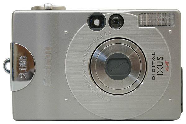 Компактный фотоаппарат Canon Digital IXUS