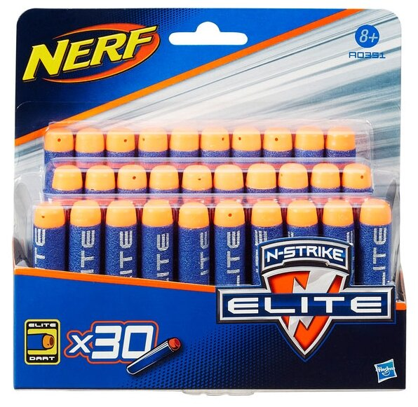 Стрелы Nerf Элит (A0351)