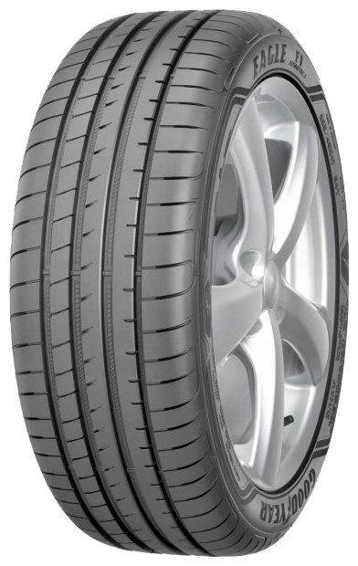 Сравнение с Автомобильная шина GOODYEAR Eagle F1 Asymmetric 3 205/45 R17 88Y