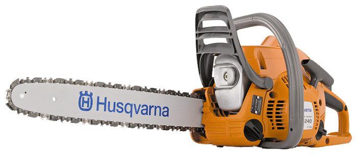 Цепная пила Husqvarna 240