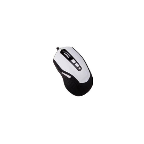 Мышь Aneex E-M0708 Black-White USB
