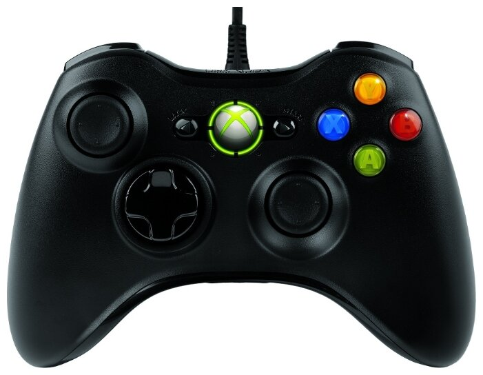 Microsoft Геймпад Microsoft Xbox 360 Controller for Windows