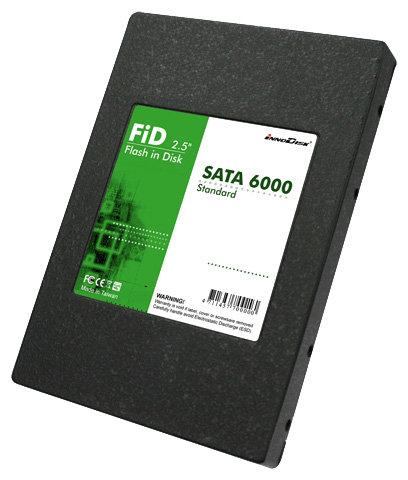 Твердотельный накопитель InnoDisk SATA 6000 64Gb