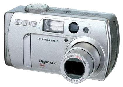 Фотоаппарат Samsung Digimax 360