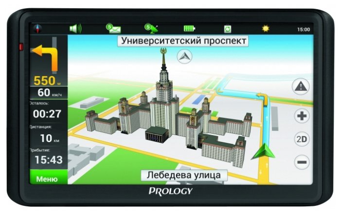 Prology Навигатор Prology iMap-5600