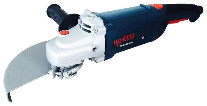 УШМ ALTECO AG 2300-230, 2300 Вт, 230 мм