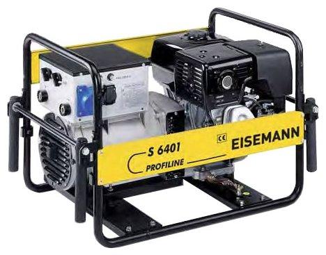 Бензиновая электростанция Eisemann S 6401