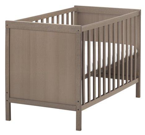 Кроватка IKEA Сундвик