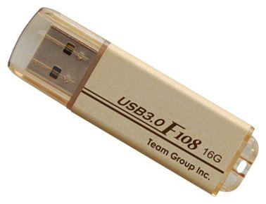 Team Group Флешка Team Group F108 USB 3.0 16GB