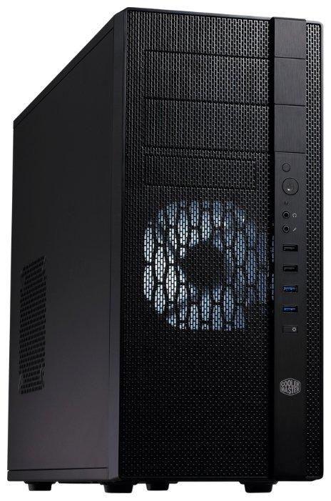 Cooler Master N400 (NSE-400-KKN1) w/o PSU Black