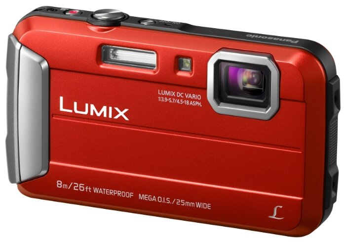 Компактный фотоаппарат Panasonic Lumix DMC-FT30