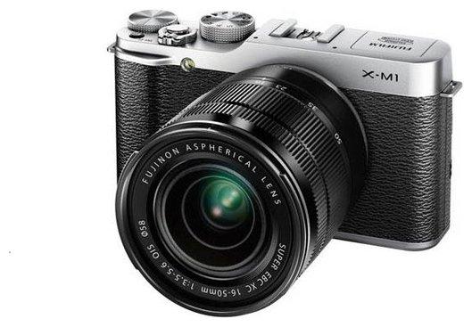 Аквабокс Meikon X-M1 для Fujifilm kit + 16-50