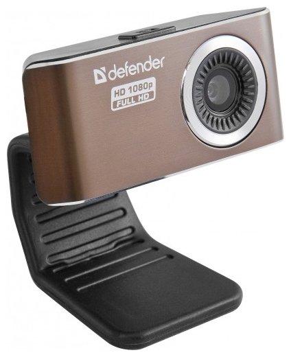 Веб-камера Defender G-lens 2693 FullHD/сенс 2МП