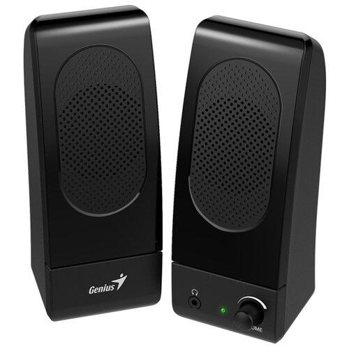 Компьютерная акустика Genius SP-L160 черный компьютерная акустика genius sp u120 31731057100