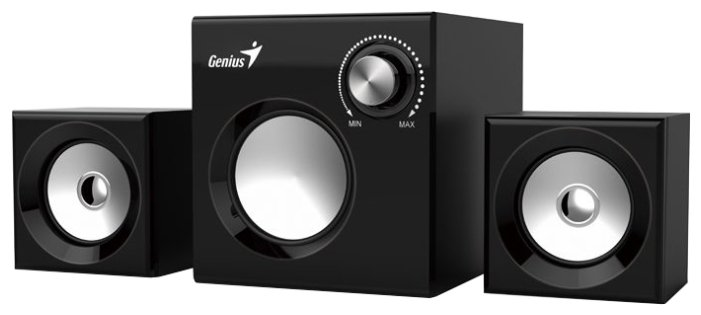 Компьютерная акустика Genius SW 2.1 370