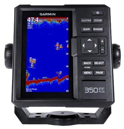 Эхолот Garmin Fishfinder 350 PLUS