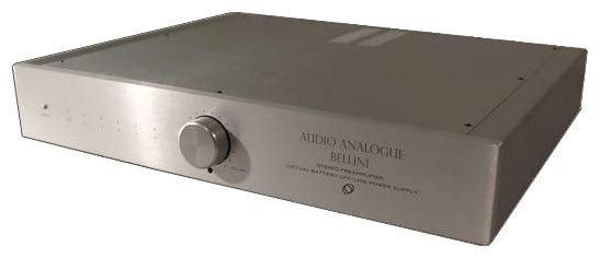 Предварительный усилитель Audio Analogue Bellini
