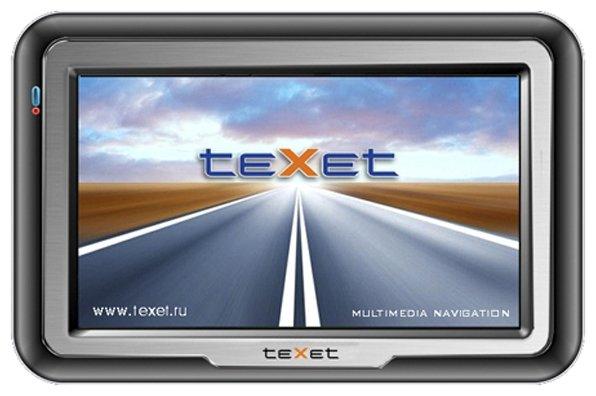 Навигатор teXet TN-600