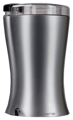 Кофемолка POLARIS PCG 0615 Серебро