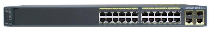 Коммутатор Cisco Catalyst 2960-24PC-L