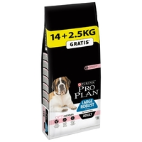 Корм для собак Purina Pro Plan Large Robust Adult canine Sensitive Skin Salmon with Rice dry