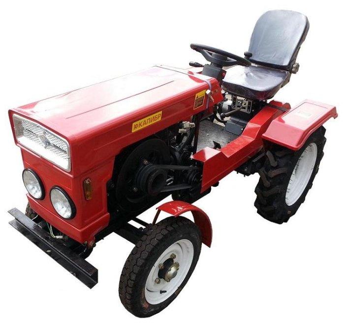 Мини-трактор Калибр МТ-120