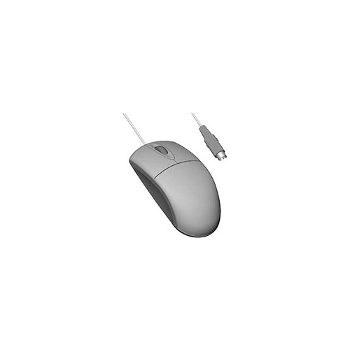 Мышь Mitsumi Wheel Mouse Grey PS/2
