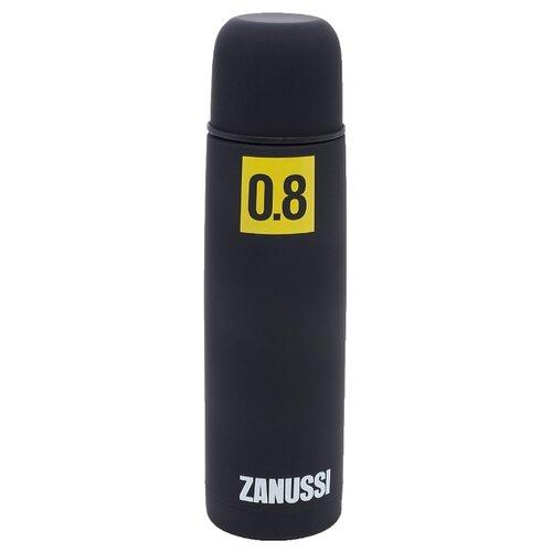 Классический термос Zanussi Cervinia (0,8 л) черный классический термос zanussi cervinia 1 л черный