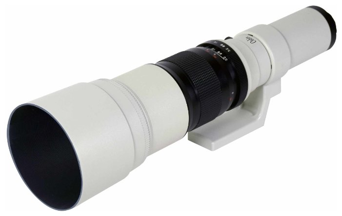 Объектив Oshiro 500mm f/6.3 Canon EF