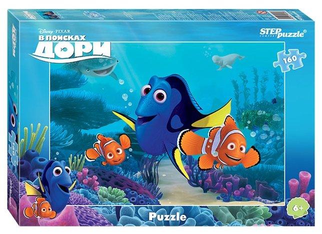 Пазл Step puzzle Disney В поисках Дори (94053), 160 дет.