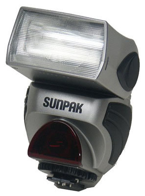 Вспышка Sunpak PZ40X for Canon