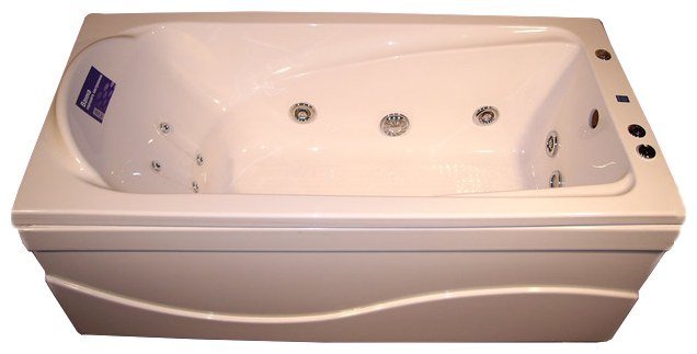 Отдельно стоящая ванна Bach Марианна 150x70 Система 5