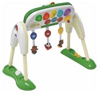 Интерактивная развивающая игрушка Chicco Гимнастический центр 3-в-1 Deluxe