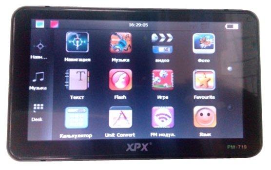 XPX Навигатор XPX PM-719