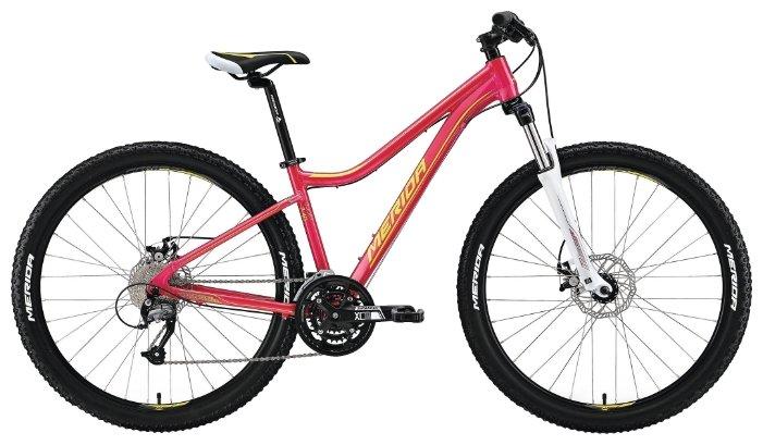 Горный (MTB) велосипед Merida Juliet 7. 40-MD (2017)